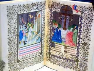 Belles Heures of Jean, Duke of Berry, the Cloisters of the Metropolitan Museum of Art