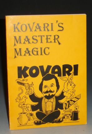 Kovari's Master Magic. Kovari