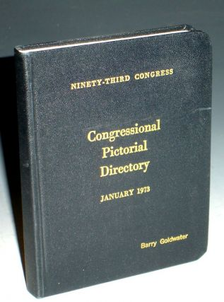 Congressional Pictorial Directory - January 1973